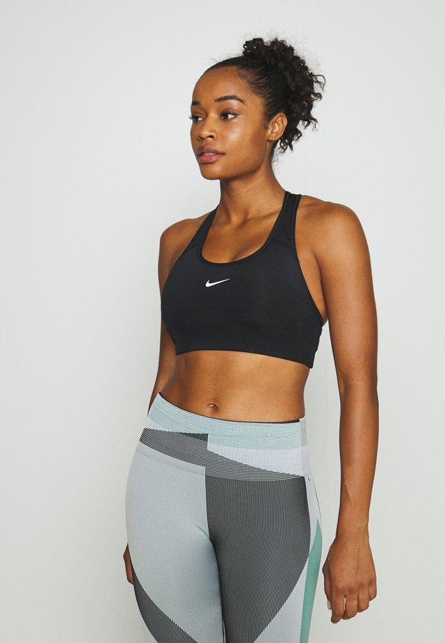 BRA PAD - Brassières de sport à maintien normal - black/white