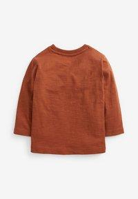 Next - Long sleeved top - orange - 1