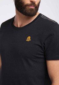 Schmuddelwedda - Print T-shirt - black - 3