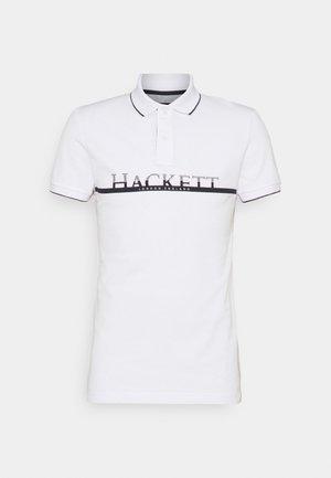 HACKETT - Poloskjorter - white