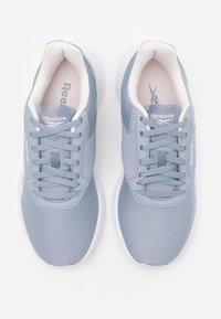 Reebok - LITE 2.0 - Neutral running shoes - metallic grey/glass pink/white - 3