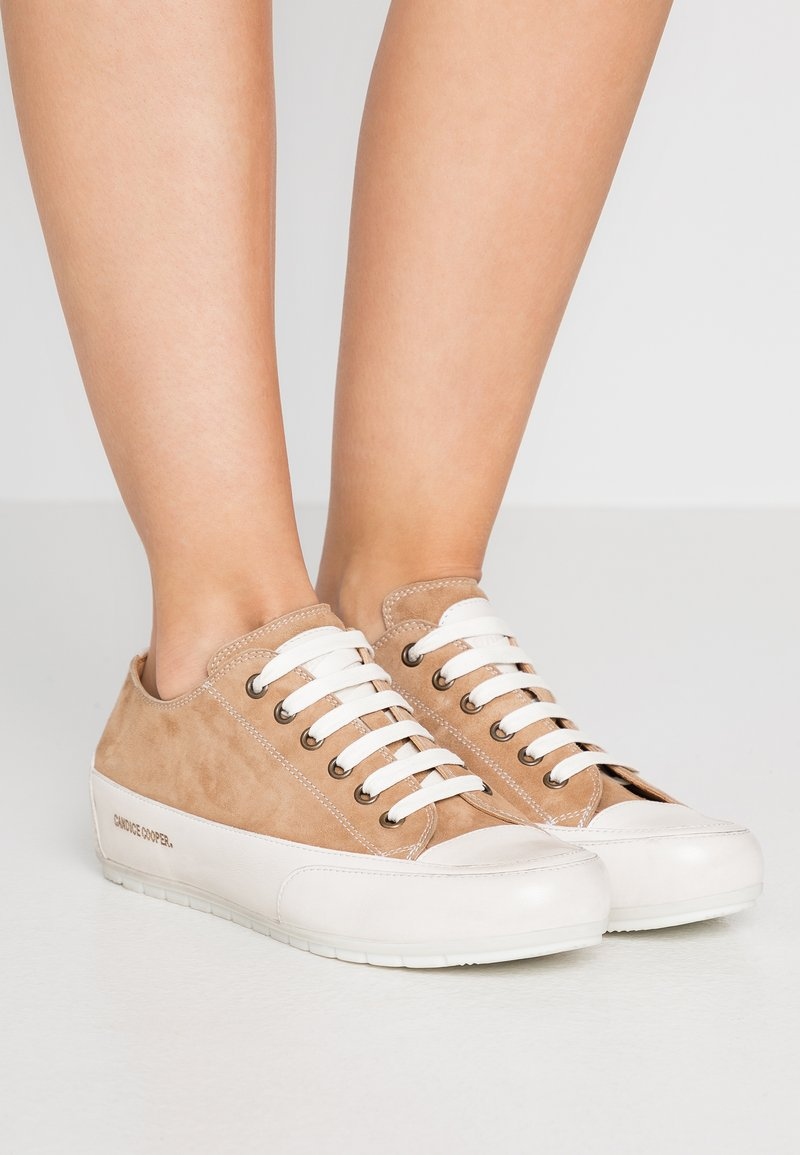 Candice Cooper - ROCK - Sneakers basse - cappuccino/panna