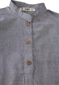 Cigit - Shirt - anthracite - 2