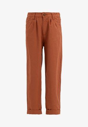 Broek - orange