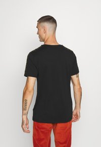 Brave Soul - HARLAND - T-shirt con stampa - black - 2