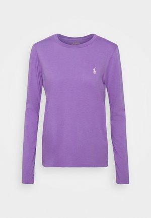 Long sleeved top - spring violet