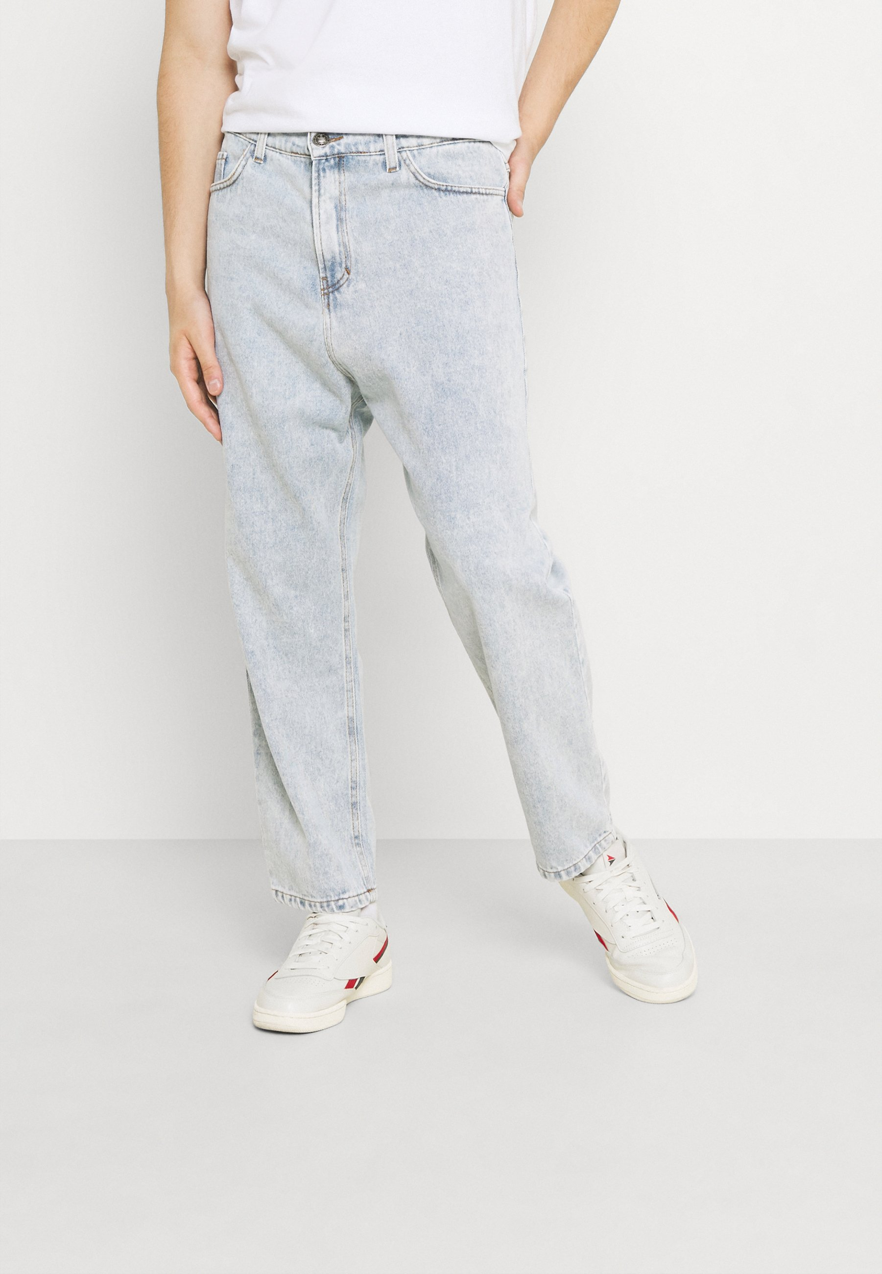 Men PANT CROPPED - Relaxed fit jeans