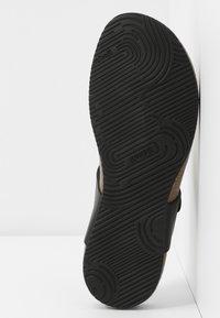 Scholl - BIMINOIS - Flip Flops - noir - 6