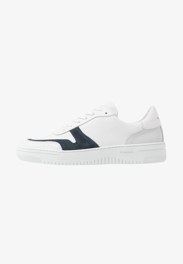 EVOC - Sneakers basse - white/night blue