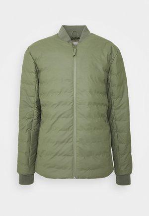 TREKKER JACKET UNISEX - Light jacket - olive