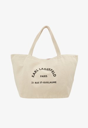 RUE ST GUILLAUME TOTE - Bolso shopping - natural