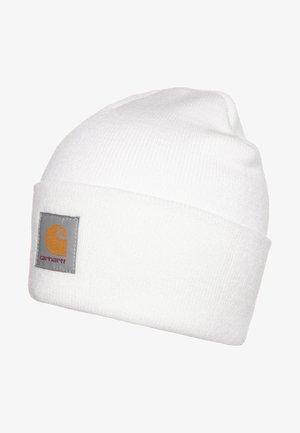 WATCH HAT - Mütze - white