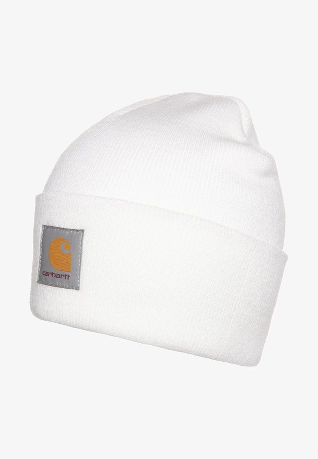 WATCH HAT - Bonnet - white