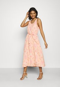 Mos Mosh - MERRIN VISSA DRESS - Maxi dress - pink - 0