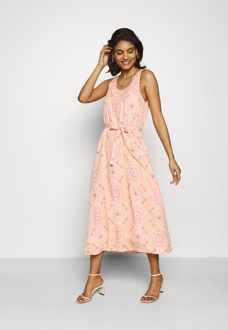 Mos Mosh - MERRIN VISSA DRESS - Maxi dress - pink