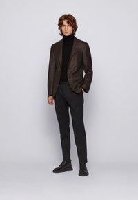 BOSS - Suit jacket - dark brown - 1