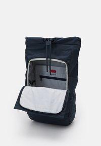 pinqponq - KALM UNISEX - Rucksack - slate blue - 3