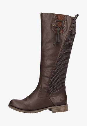 Winter boots - havana