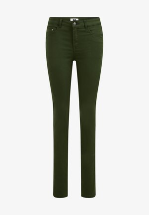 SKINNY - Jeans Skinny Fit - dark green
