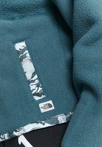 The North Face - LIBERTY SIERRA SHERPA - Fleecepullover - mallard blue - 5