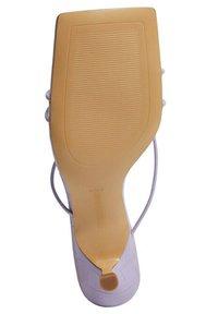 Mango - SIMILAR - Sandals - lila - 2