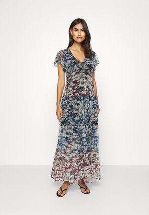 VEST MOSCÚ - Maxi dress - crudo