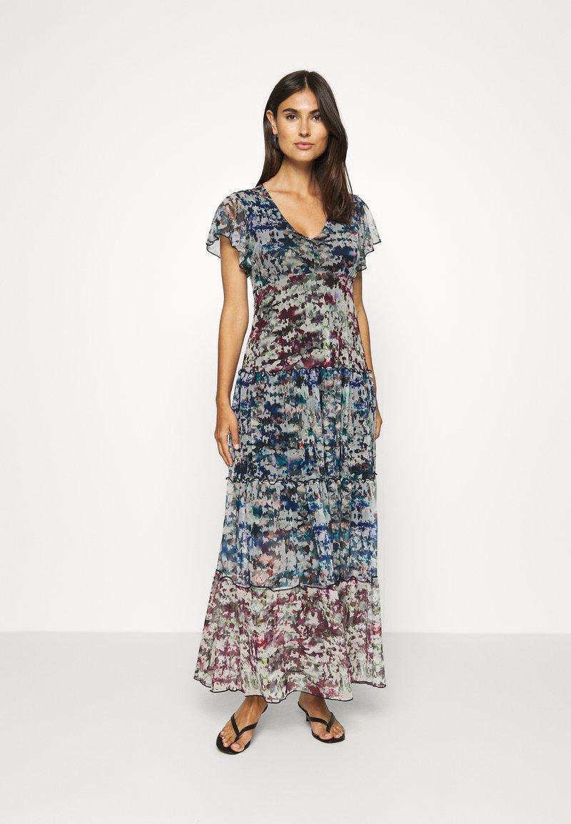 Desigual - VEST MOSCÚ - Maxi dress - crudo