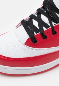 Ewing - Baskets montantes - white/chinese red/black - 7