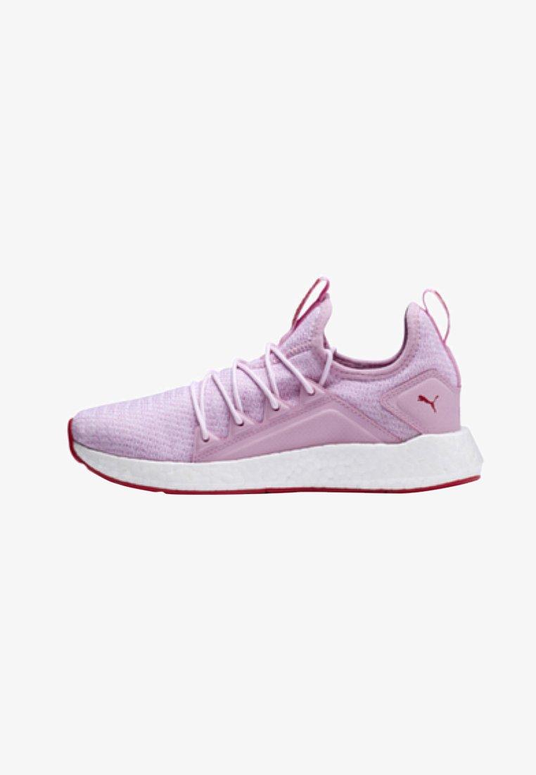 Puma - NRGY NEKO - Sportschoenen - pale pink-white-hibiscus