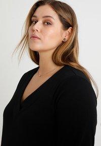 Zizzi - MGUNVUR DRESS - Day dress - black - 4