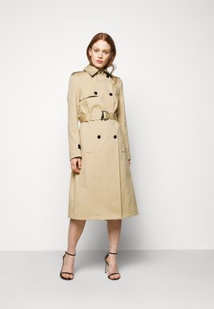 CAPPOTTO COAT - Trenchcoat - mastic