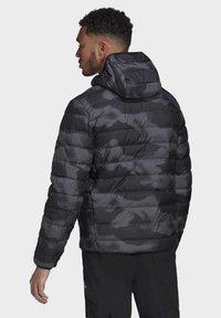 adidas Performance - Sports jacket - grey - 2