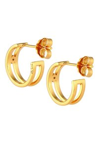 DIAMORE - Earrings - gold - 3