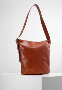 Vagabond - STOCKHOLM - Shopping Bag - cognac - 0