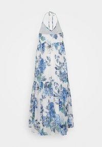 Vila - VIVIOLA STRAP DRESS - Day dress - cloud dancer/blue - 6