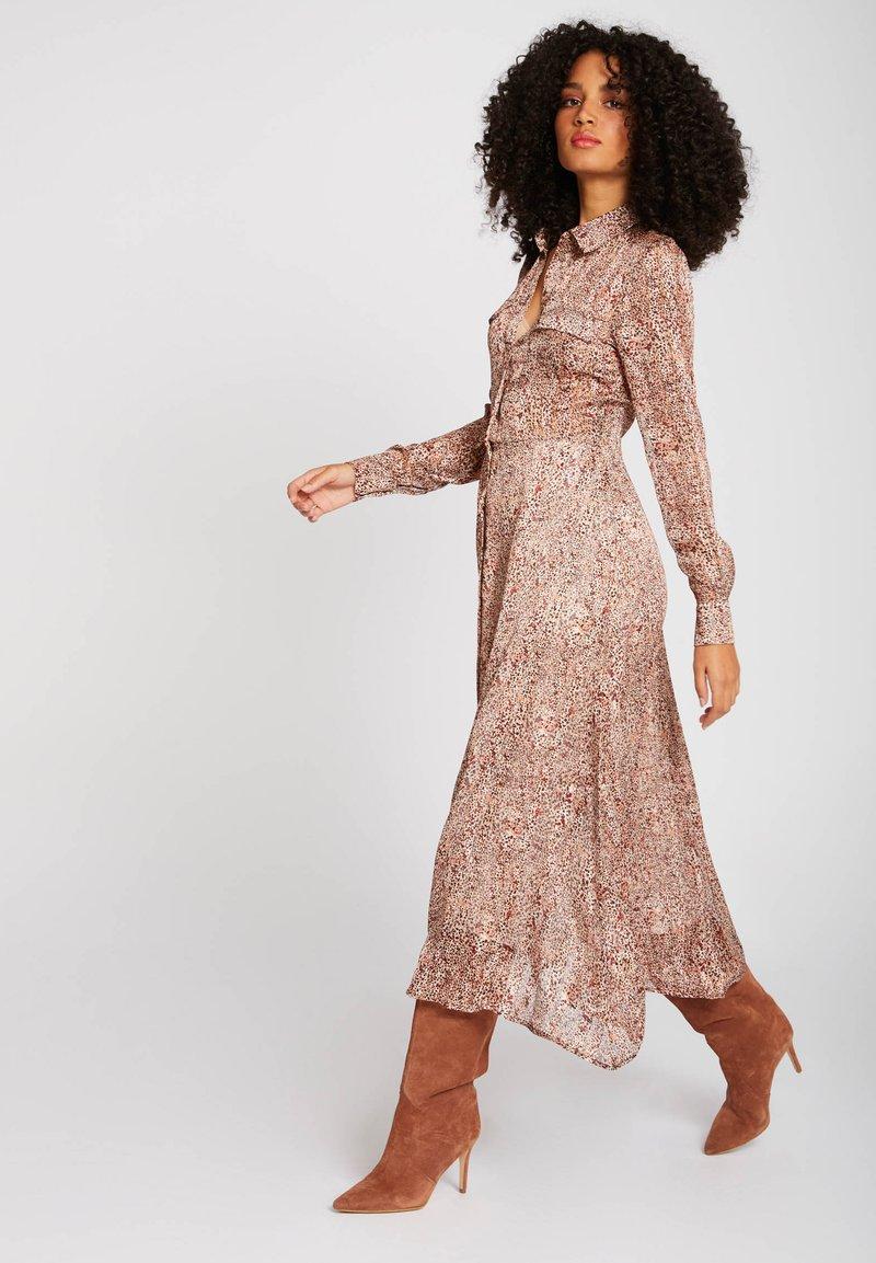 Morgan - Maxi dress - brown