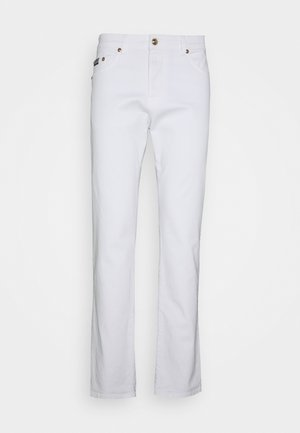 DRILL  - Jeans Slim Fit - bianco ottico