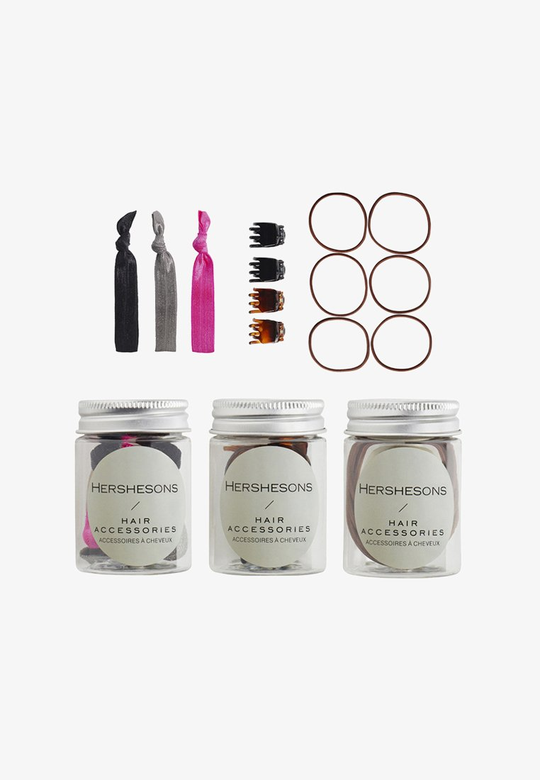 Hershesons - THE BRIGHT KIT - Hair set - neutral