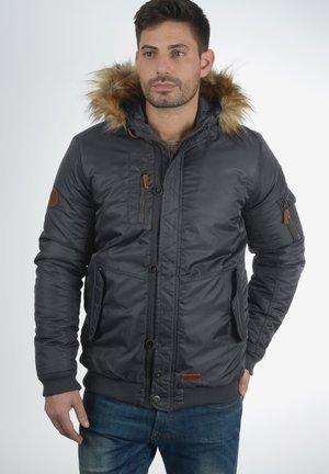EGON - Winter jacket - ebony grey