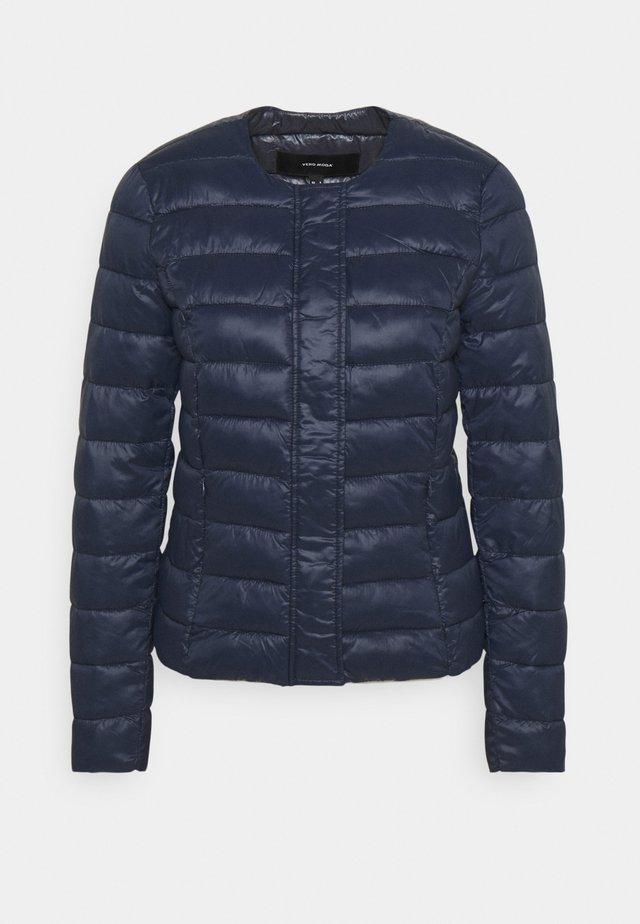 VMSORAYAZIP SHORT JACKET - Light jacket - navy