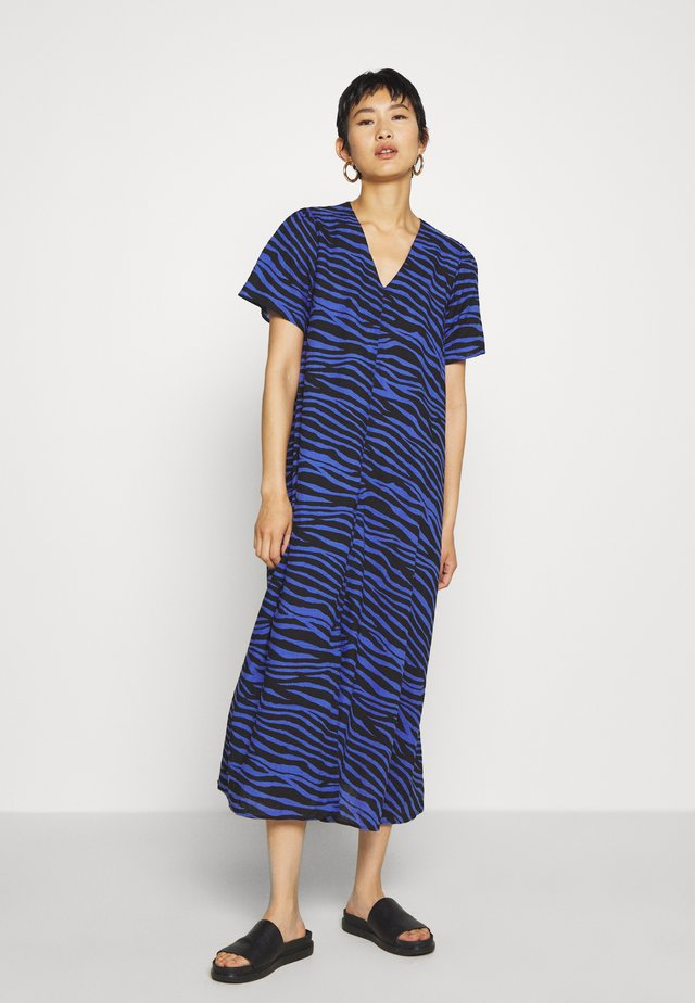 UMANI - Day dress - crown blue