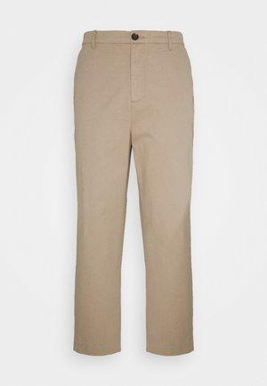 MURO - Pantalones chinos - sand