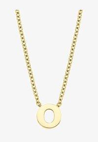 amor - LETTER O - Necklace - silber - 0