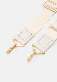 PARFOIS - CROSSBODY BAG LEIA - Across body bag - ecru - 3