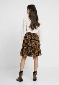 Soeur - GOMA - A-line skirt - orange - 2