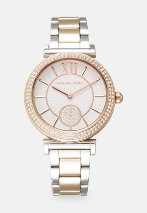Watch - silver-coloured/rosegold-coloured