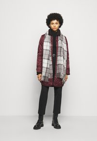 Barbour - PEPPERGRASS QUILT - Winter coat - eggplant - 1