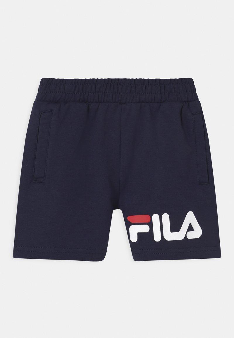 Fila - ZOE BASIC UNISEX - Teplákové kalhoty - black iris