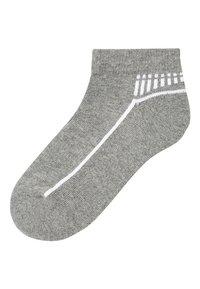 Next - FIVE PACK - Trainer socks - multi-coloured - 4