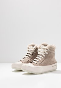 Candice Cooper - VANCOUVER - Ankle boots - taupe/tamponato panna - 4